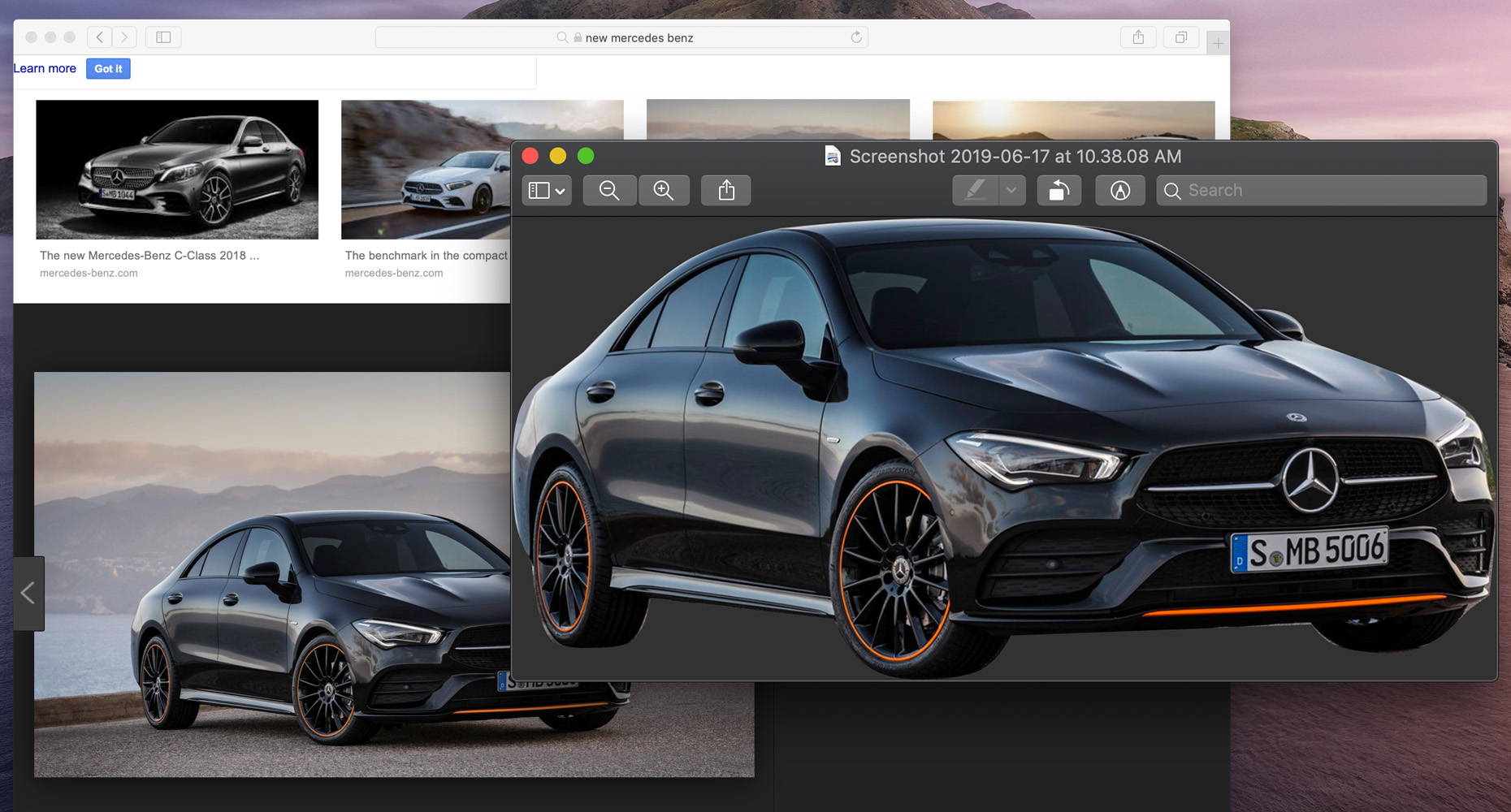 Capture Screenshots of Any Shape with Screenshot Maker for macOS Image